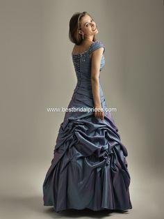 2f4e5549af1 Allure Modest Prom Dresses - Style 6329M Modest Formal Dresses