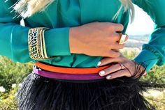 Fash Boulevard: 5 Belts Every Girl Should Own