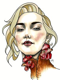 Fashion illustration  annaritar.com