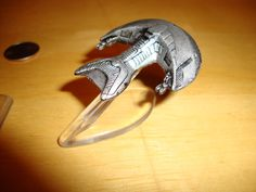 STAR TREK - MICRO MACHINES - Television Series - FRENGI MARAUDER