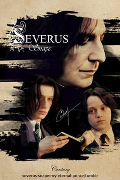 severus-snape-my-eternal-prince: He has always been and will forever be a Prince to me! ♥ ♥ ♥Century