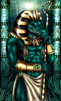 sobek, king of the nile
