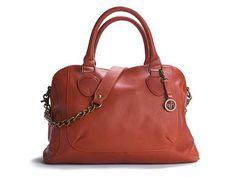 Audrey Brooke leather satchel. Got it!