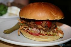 Korean Fried Chicken Burger at Common, Manchester