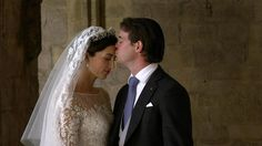 Wedding of Prince Felix and Claire Lademacher