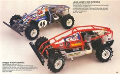 Kyosho Vanning Integra 4WD | Classic and Vintage RC Cars Kyosho Vanning Integra 4WD | We are an internet source for classic RC car pictures and information. From vintage vehicles to pre-modern sports cars, you'll find it here.