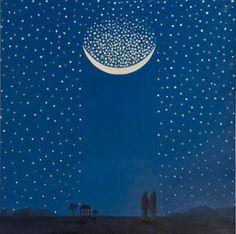 Crescent Moon By Gürbüz Doğan Ekşioğlu