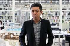 An Interview with MAD Architects& Ma Yansong: Constructing Icons, Identity & China& Future Cities Architect Logo, Architect House, Leaf Silhouette, Cottage, Famous Architects, Urban, Future City, 21st Century, Identity