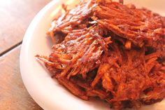 Whole Family | Sweet Potato Cinnamon Hashies