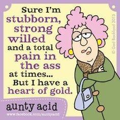 Image result for Aunty Acid