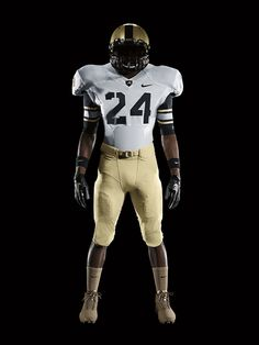 11cc47512 Nike Unveils New 2011 Army Pro Combat Football Uniforms   Cleats
