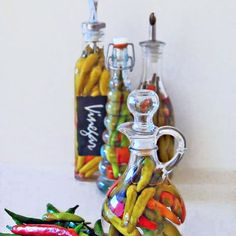 How To Make Your Own Southern Pepper Vinegar from At The Picket Fence How To Make Homemade, Homemade Gifts, Datil Pepper, Turnip Greens, Home Canning, Southern Recipes, Southern Food, Southern Belle, Canning Recipes