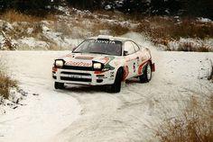 RAC Rally Didier Auriol Celica