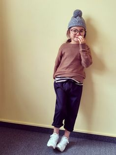 siolér|GLOBAL WORKのGlassesを使ったコーディネート - WEAR Girl Fashion Style, Baby Girl Fashion, Toddler Fashion, Cute Fashion, Kids Fashion, Cool Kids Clothes, Cute Outfits For Kids, Toddler Girl Outfits, Cute Kids