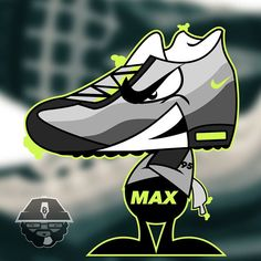 Qwik! Happy AirMax Day #TBT (logo/mascot is UP FOR GRABS!!) Hit me up if you're interested in purchasing this mascot/logo DM or email (qwik06@gmail.com) me #logo #mascot #cartoon #character #illustration #tshirt #tshirtdesign #cartoonlogo #characterlogo #