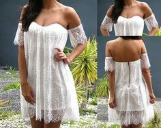 Comfortable , simple, and charming summertime dress