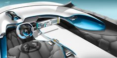 Design Development: Citroën CXperience - Car Design News