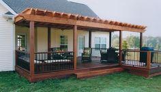 Nashville TN Deck Builder, Deck Contractor, Deck Designer - Williamson ...: