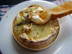 Baked camembert :)