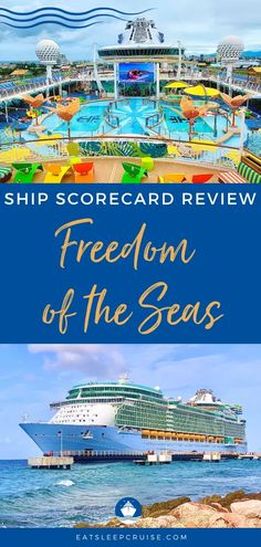 We just returned from the one and only cruise on the newly amplified Royal Caribbean International Freedom of the Seas before the cruise suspension. See how we rate the ship in all major categories including dining, entertainment, pool deck, and more in our latest cruise ship scorecard review. #cruise #cruisereview #cruiseplanning #eatsleepcruise