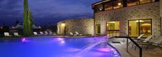 Swimmingpool Borgo Brufa Relaxing area in my Interesting Italy (Umbria)