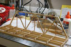 Model Railroader, Hobby Kits, Minecraft Stuff, Model Trains, Modeling, Bridge, Miniature, Track, Construction