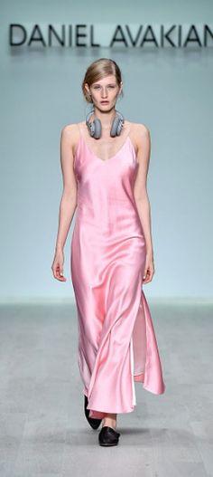 Daniel Avakian Runway Mercedes Benz Fashion Week '16 | Fashion Sensation