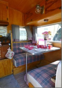 vintage camper - home away from home!  Oops, new memory.  Have one now not then.  Of course it is a model A not vintage.