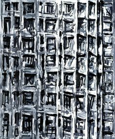 "Sef Berkers. Prizes Awards. The Award winning work Calcutta. Oil on canvas, 240 x 200cm/ 94,5"" x 79"", $ 5,225.00 Oil On Canvas, City Photo, Awards, Artist, Artists"
