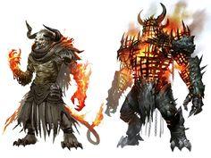 Charr Design, Guild Wars 2