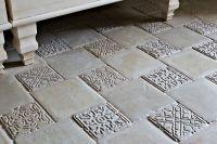 Kötéshálók, textúrák - díszburkolat,térkő,cementlap,kandalló,fedlap,lépcső,lábazat,kőkút Tile Floor, Cement Tiles, Flooring, Antiques, Crafts, Houses, Home Decor, Antiquities, Homes