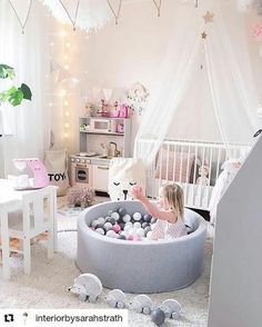 INS Hot Fencing Manege For Children Round Play Pool Baby Ball Pool Playpen For parque bebe Tipi enfant Kids Tent Birthday Gift. Baby Bedroom, Baby Room Decor, Nursery Room, Kids Rooms Decor, Nursery Decor, Bedroom Decor, Bedroom Lighting, Modern Bedroom, Bedroom Wall