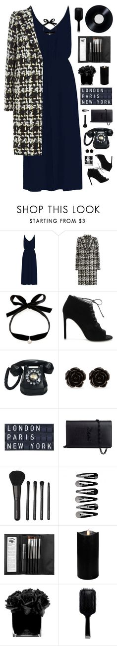 """""""Let there be light 🌟"""" by genesis129 ❤ liked on Polyvore featuring Zimmermann, Giambattista Valli, Mateo, Yves Saint Laurent, Polaroid, Erica Lyons, Tela Beauty Organics, Witchery, Sephora Collection and Boston Warehouse"""