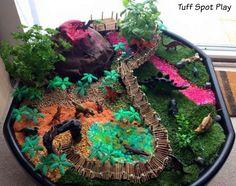Jurassic Park Tuff Spot ≈≈