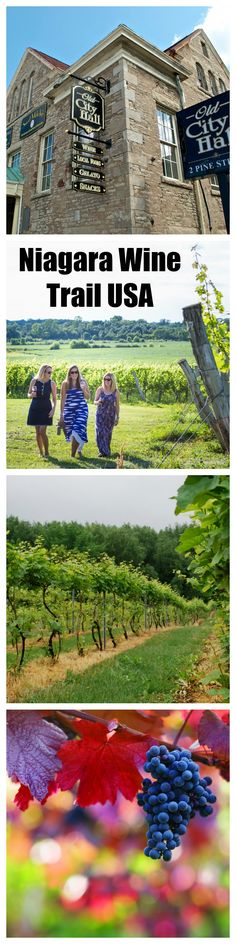 Niagara Wine Trail USA! Sample wines, wander the vineyards and hear from the owners and vintners how the unique climate in Niagara USA is perfect for our delicious wines.
