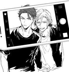 埋め込み Manga Boy, Manga Anime, Anime Art, Boy Sketch, Hot Anime Guys, Anime Boys, Drawing Reference, Haikyuu, Anime Characters