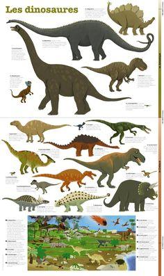 Resultado de imagen de les dinosaures maternelle