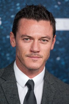 Pin for Later: Bored of Benedict? Add These 33 Hot British Actors to Your List! Luke Evans