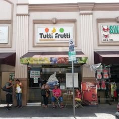 Photo of Tutti Frutti Frozen Yogurt - Los Angeles, CA, United States by Santee Alley