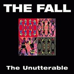 Fall, The The Unutterable Double Vinyl LP