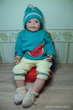 Сильвио- коллекционная (Sylvie от Monika Peter-Leicht)-реборн кукла. / Куклы Реборн Беби - фото, изготовление своими руками. Reborn Baby doll - оцените мастерство / Бэйбики. Куклы фото. Одежда для кукол