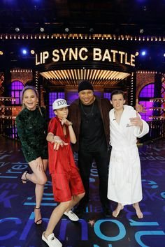 Lip Sync Battle! Tom and Zendaya