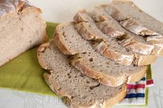 Chleb pszenno-żytni na zakwasie Kiwi, Bread, Food, Recipies, Brot, Essen, Baking, Meals, Breads