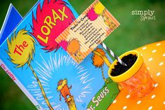 Lil Sprouts celebrate Earth Day with the Lorax ~ Simply Sprout