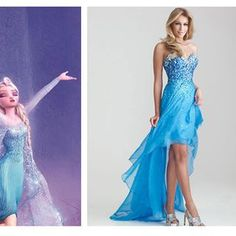 Shop these 5 prom dresses inspired by our fave Disney princesses!