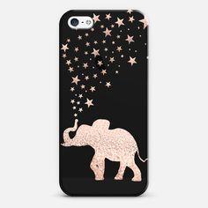 HAPPY ELEPHANT ROSÉ by Monika Strigel iPhone 6 - Classic Snap Case