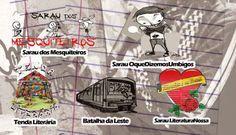 Sábado, dia 3 de agosto, às 18h, o Instituto Alana promove o Encontros de Saraus da ZL. A entrada é Catraca Livre.