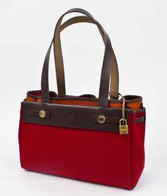 08d138b4d58c Hermes Canvas inter-changable bag. Pandora Price  £1