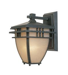 """Designers Fountain 30811-ABP 1 Light 6.5"""" Wall Lantern from the Dayton Collectio Aged Bronze Patina Outdoor Lighting Wall Sconces Outdoor Wall Sconces"""