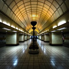 Andrew Howe Photography - Going Underground